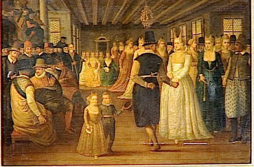 """Bal à Venise vers 1580, dit autrefois """"Bal à la cour de Henri III"""""""