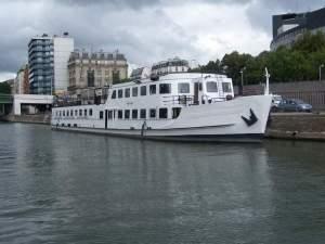 Bateau Le River's King