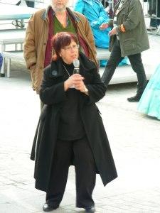 Norma, l'instigatrice du Carnaval