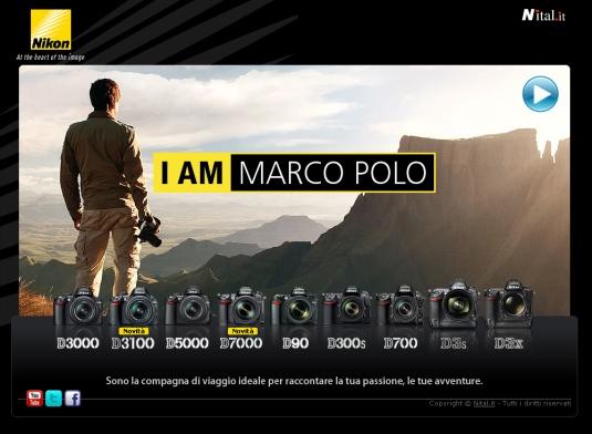 I'am Marco Polo
