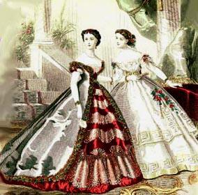 Dans cette deuxième moitié du XIXème siècle, la cour impériale ...
