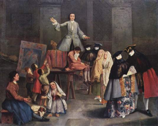 Pietro Longhi - L'arracheur de dents