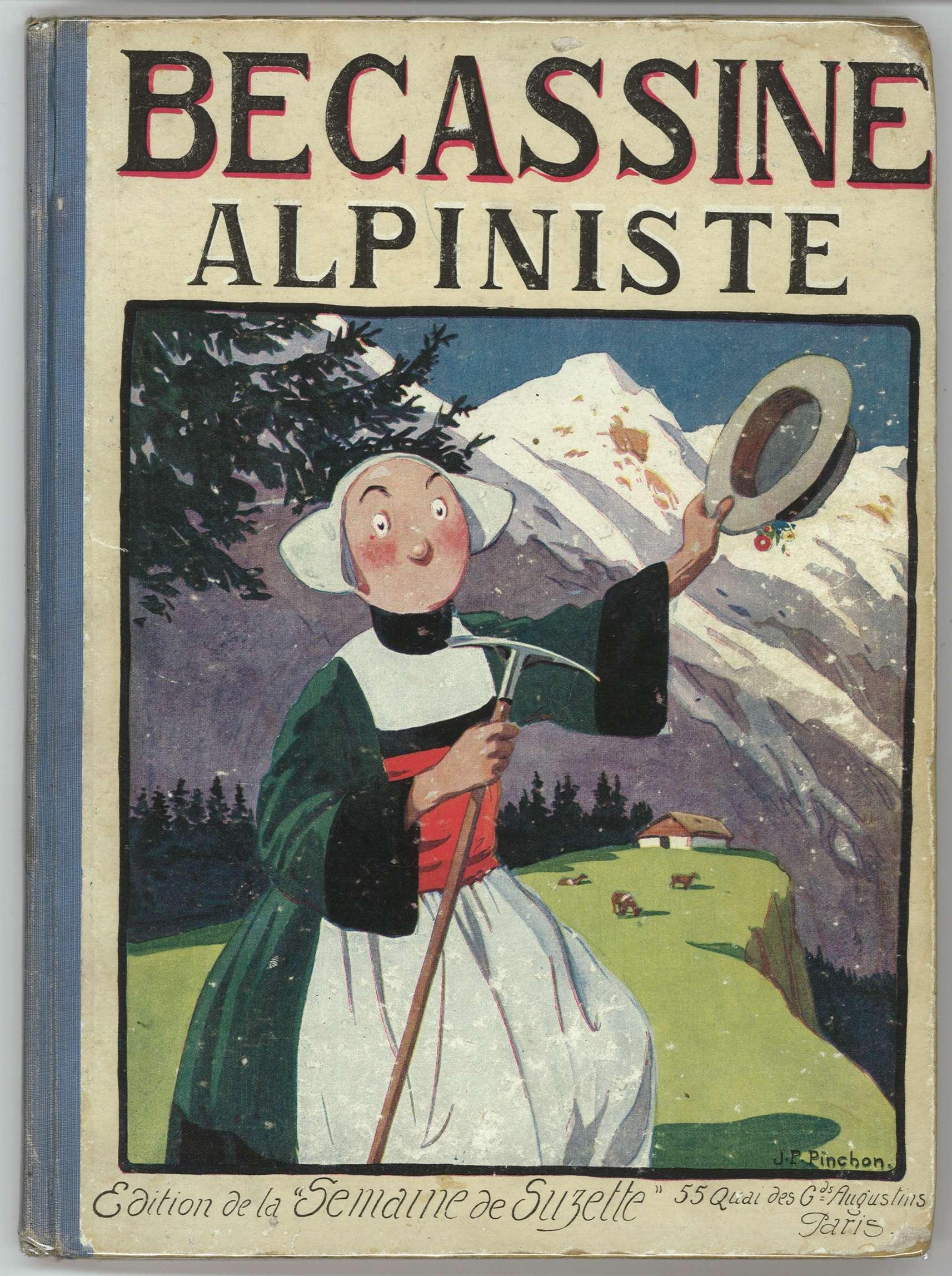 Bonjour à tous... - Page 2 Becassine-alpiniste-1923
