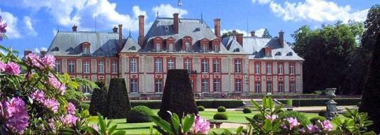 Chateau de Breteuil - photo CdB