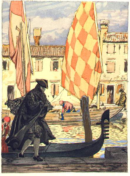 Venise au temps de Casanova