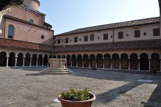 Cloître du XVème siècle - San Michele in isola