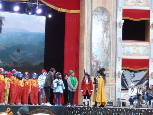 VeniceLand au Carnaval de Venise 2012