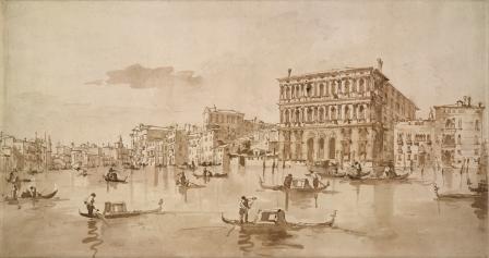 Retrospettiva dedicata a Francesco Guardi al Museo Correr