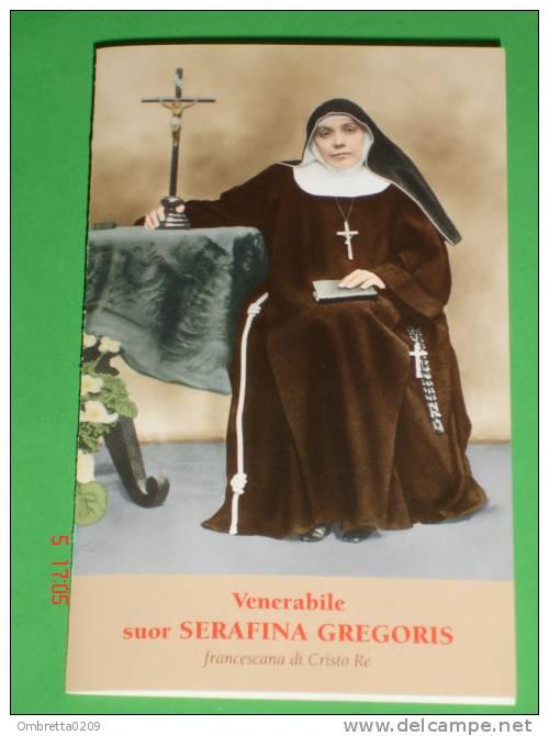 Suor Serafina Gregoris