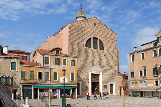 L'église San Pantalon à Venise