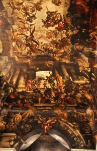 Le martyr et l'apothéose de Saint Pantaleon