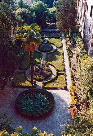 Giardino Palazzo Nani Bernardo