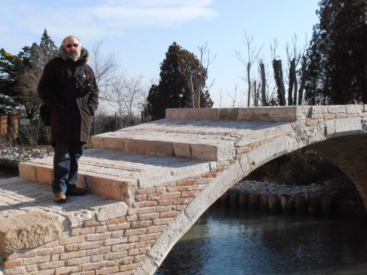 Le Pont du Diable, à Torcello