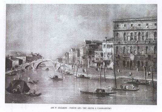 Ponte dei Tri Archi