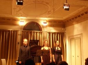 Concert au centre de Musique Romantique Française