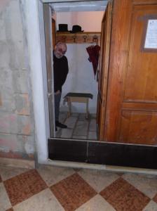 Venise, Acqua alta du 11/12 février 2013