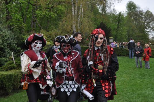 Carnaval Soisy-sur-Seine dans le Parc du Château du Grand Veneur