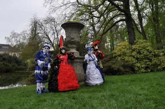Carnaval de Soisy-sur-Seine dans le Parc du Château du Grand Veneur