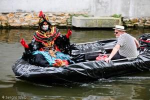 Carnaval venitien à Corbeil - photo Segio web