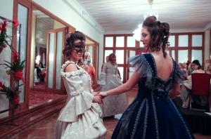 Carnaval de Venise 2013 - CCI à l'hôtel Danieli