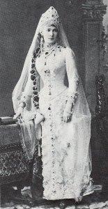 23 janvier 1883 chez le grand duc Vladimir Alexandrovitch