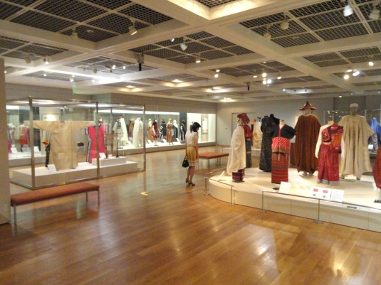 Bunka Gakuen Costume Museum, Tokyo, Japon