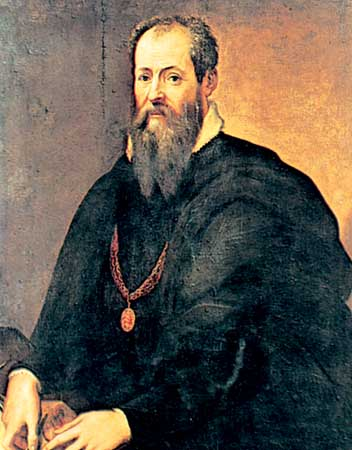 Autoportrait de Giorgio Vasari