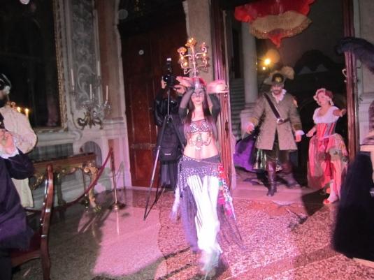 Une soirée de Carnaval au au Palazzo Pisani Moretta