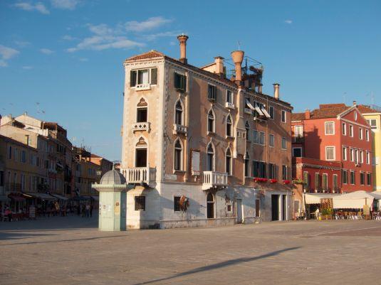 La maison où ont vécu Giovanni e Sebastiano Caboto