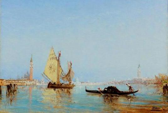 Venise - Bassin de Saint-Marc