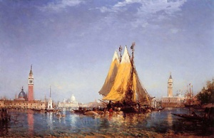Venise, le grand bassin