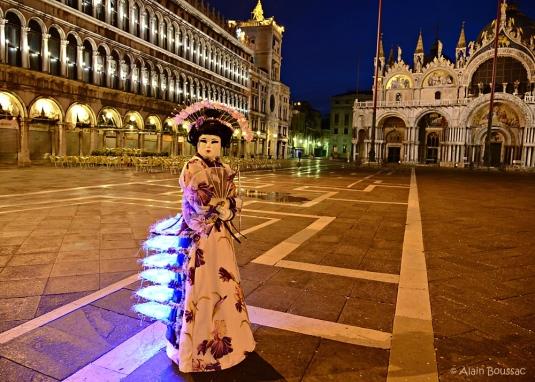 Photos et vidéos du Carnaval de Venise 2013 Thegeishaolga