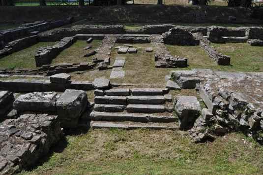 Aquilea - vestiges romains