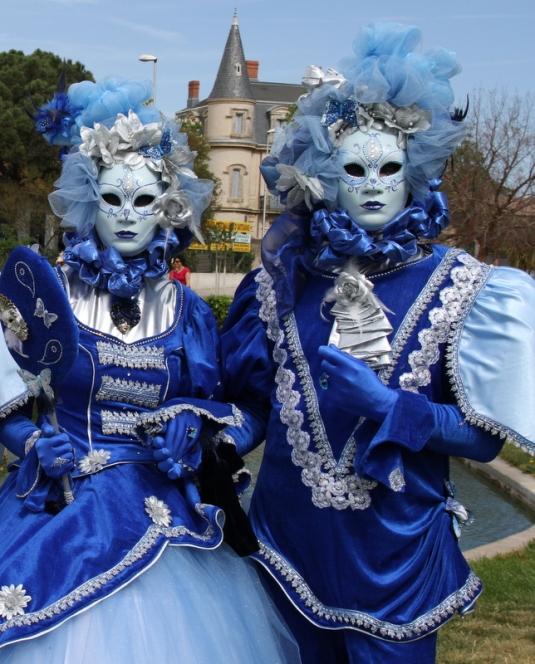 Fête vénitienne à Sauvian dans l'Hérault