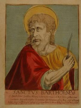 Remondini - S. Bartholomeus