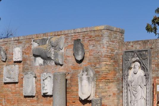Lapidarium de Torcello