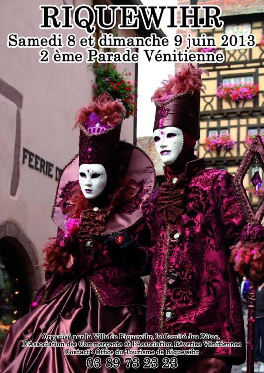 Parade Vénitienne de Riquewihr