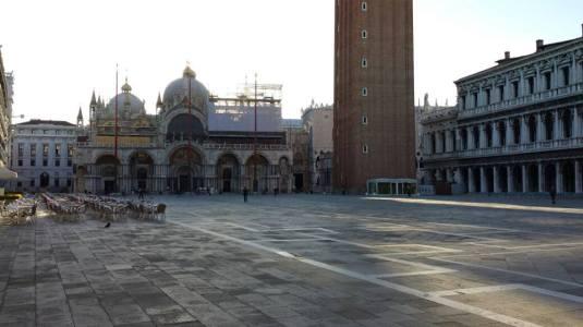 Il Gabbiotto della Piazza San Marco, a venezia - photo Manuel Boggi Tiffi