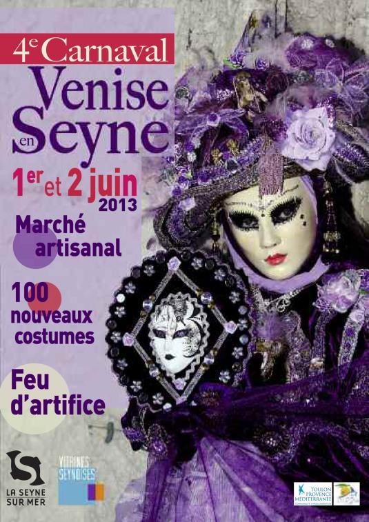 Venise en Seyne