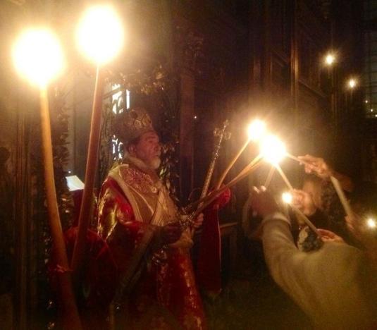 Pâques orthodoxe à Venise