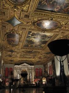 Sala Superiore à l'étage de la Scuola Grande di San Rocco