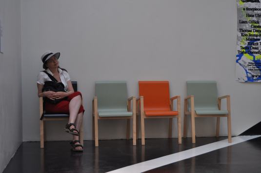 Olga à la Biennale di Venezia