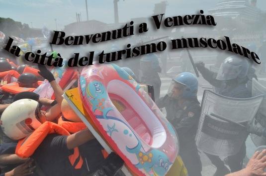 Bienvenue à Venise