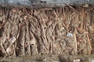recherches archéologiques sur l'Isola del Lazzaretto Vecchio