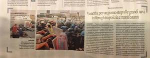 Article dans La Republica