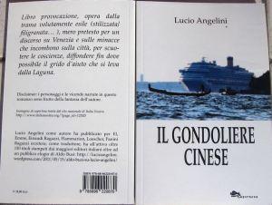 """Il gondoliere cinese,"" de Lucio Angelini (Éditeur Supernova, 2013)"