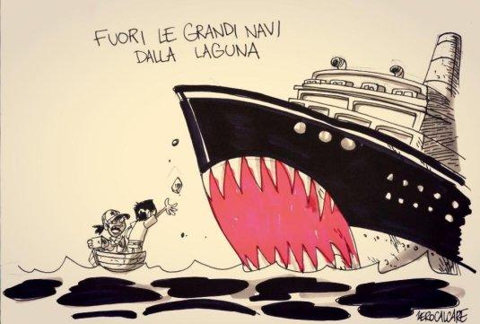 7, 8 et 9 Juin 2013 – Trois jours de mobilisation pour dire: NON aux grands navires, NON aux Grands Travaux.