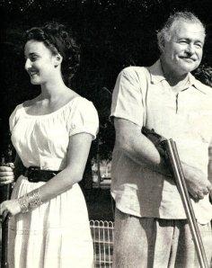 Ernest Hemingway et Adriana Ivancich