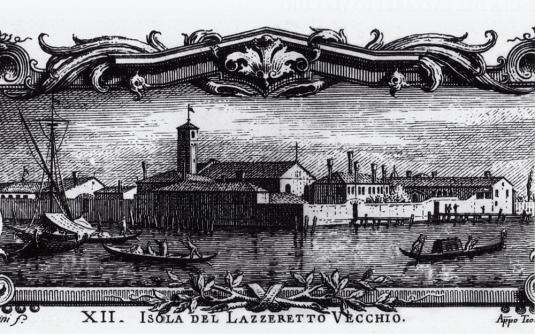 Isola del Lazzaretto Vecchio