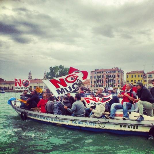 Journées Internationale de lutte contre les Grands Navires - tous sur l'eau !